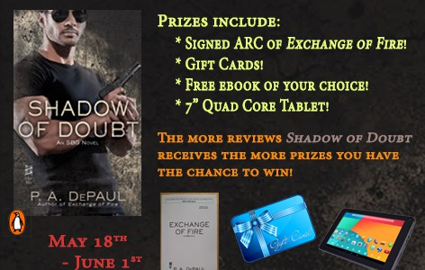 Win a 7″ Tablet, Signed ARC, and More!